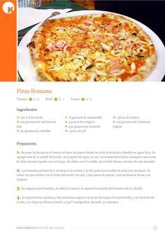#ClippedOnIssuu from Libro de recetas de pizzas
