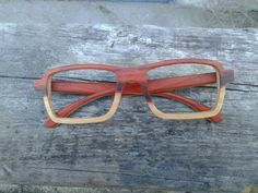 Wooden frame padouk