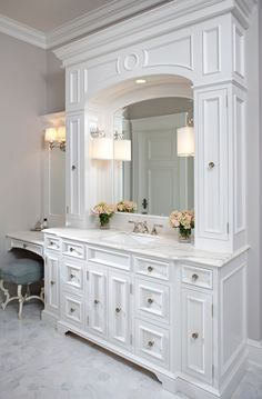 Master Bathroom - Traditional - Bathroom - Images by Hendel Homes | Wayfair