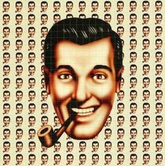"""The Church of the SubGenius is a parody religion that satirizes better-known belief systems. It teaches a complex philosophy that focuses on J. R. """"Bob"""" Dobbs, purportedly a salesman from the 1950s, who is revered as a prophet by the Church."""