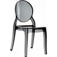 Elizabeth Indoor Outdoor/Polycarbonate Dining Chair