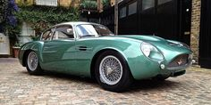 With only 77 Aston Martin One 77 cars being produced this two million dollar super car is really something to behold. Check out this amazing car. Classic Aston Martin, Aston Martin Lagonda, Aston Martin Cars, British Sports Cars, Classic Sports Cars, Classic Cars, Retro Cars, Vintage Cars, My Dream Car