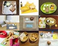 Montessori Wood Polishing Ideas + Recipe