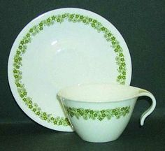 Discontinued China Patterns | ... patterncrazy daisy pyrexcorelle green dishescorelle crazy daisy & Corelle corner- amazing resource for Corelle u0026 Pyrex collectors ...