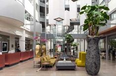 All listings Norway Hotel, Quality Hotel, Large Artwork, Meeting Place, Tall Plants, Weird And Wonderful, Nordic Style, Atrium, Bergen