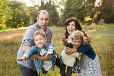 Familienshooting im Herbst in Rostock mit Soul Photographics