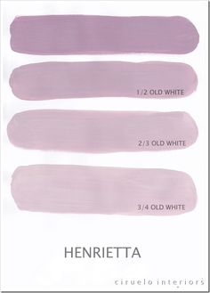 Annie Sloan Henrietta ~ This simple exercise of mixing the colours has also helped me to learn a bit more about every colours properties. Some of them change a lot with the 50-50 proportion, some of them almost don't change. Now I understand why in some cases Annie adds 8 times Old White to achieve a paler version.