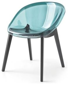 Calligaris   Bloom Wood Base Chair modern-dining-chairs