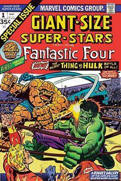 Giant-Size Super-Stars Fantastic Four #1