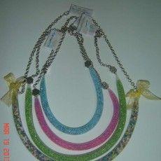 Bijuteria artesanal, colares, anéis, pulseiras, brincos no Caseiro.pt por Missanguinhas da Dani em Belas