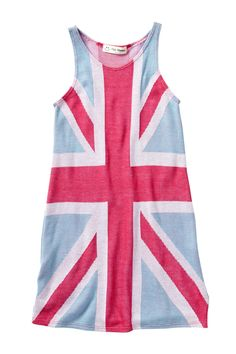 The Classic London Flag Dress (Little Girls & Big Girls) by The Classic on @nordstrom_rack