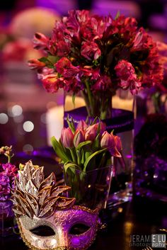 masquerade event decor - Google Search