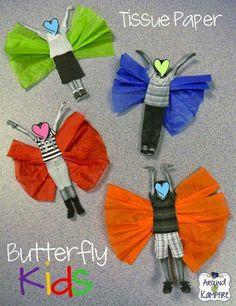 Kelebek çocuklar