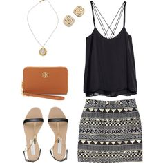 nice summer outfit