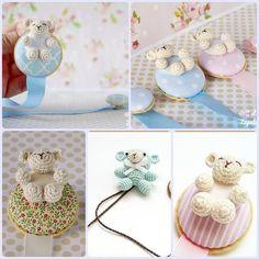Amigurumis y regalos originales para bebés
