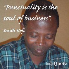 Smith's quote