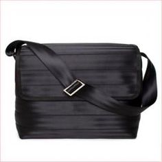 Harveys Seatbelt Diaper Bag Black