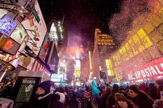 My parents were not big New Year's Eve people. My dad was always in bed early and while my mom would occasionally sit up with us to watch Dick Clark in Times Square, there was no big party or Champagne popping. I found this disappointing. I wanted them to get dressed up, be festive, act a lit
