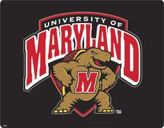 university of maryland terrapins - Excited to explore campus with you guys!