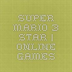 Super Mario 3 Star   Online Games
