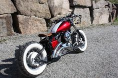 FINN – Yamaha Dragstar 650 Classic Bobber