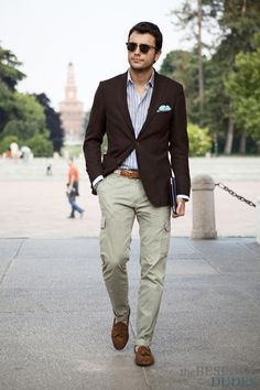 blazer and cargo pants - Google Search