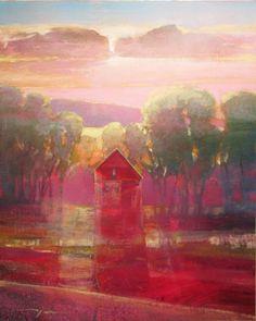 """""""My Neighbor's House 925"""" by Mark Gould"""