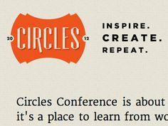 Circles by Ismael Burciaga