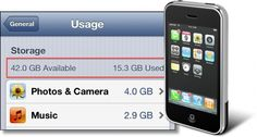 Tips : Memperlega Storage iPhone atau iPad