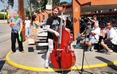 Sidewalk Session with Casey Abrams and his jazzy twist on L-O-V-E