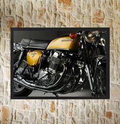 poster moto 2 - 30x40cm