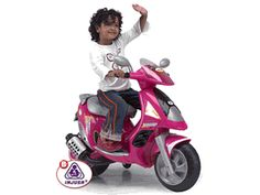 New Kids Ride On Injusa Pink Girls Power Scooter Motorcycle Wheels Apex Scooters, Electric Scooter For Kids, Scooter Motorcycle, Scooter Girl, Scooter Wheels, Kids Scooter, Little Girl Gifts, Tech Toys, Kids Ride On