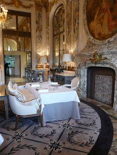 Hôtel Meurice - 75001 France Love, Paris France, Paris Paris, Paris Restaurants, Paris Hotels, Palaces, Le Meurice, Hospitality Design, France Travel