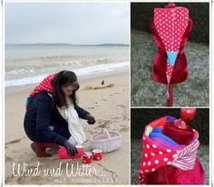 Fröhlicher Wichtelloop... #nähen #sewing #handarbeit #selfmade
