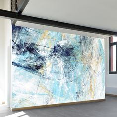 Aquatic Calm | Wall Mural | WallsNeedLove