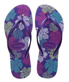 18f84a16e851e5 Havaianas Flip Flops Ice Violet