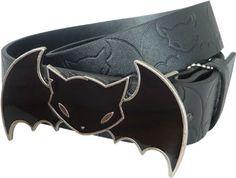 Emily The Strange - Strange Bat Belt