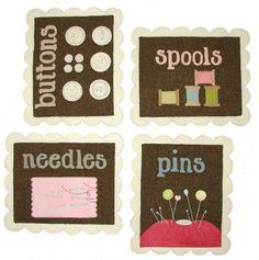little acorns: woolies, love this