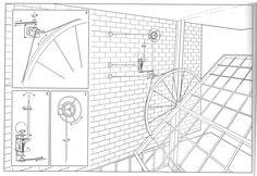 Door Detail, Tom Kundig: Houses