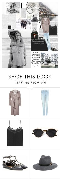 """""""""""Life is tough, my darling, but so are you."""" by Stephanie Bennett-Henry"""" by valentina-back ❤ liked on Polyvore featuring Vanity Fair, Prada, Yves Saint Laurent, Carven, Christian Dior, Valentino, Bebe, STELLA McCARTNEY, women's clothing and women"""