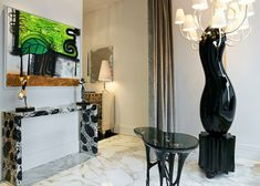 Welcome to the bold, glamourous and a bit wacky world of London-based furniture and interior de...