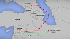 Rusia ha anunciado su presencia militar en Irán por primera vez desde finales de…