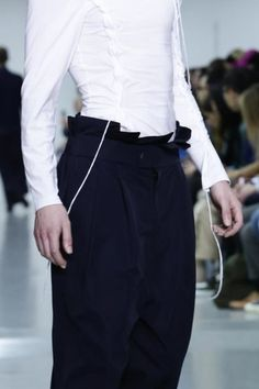 Craig Green Menswear Fall Winter 2015 London