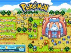 Pokemon đại chiến- game hành động phiêu lưu hay cho bé 1