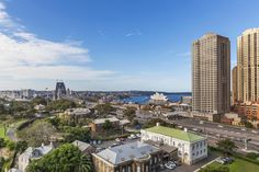 Highgate apartments 127 Kent St Millers Point, day time view shot Century21 City Quarter sales campaign 2015