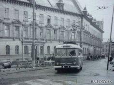 - Pohľady na Bratislavu Bratislava, Public Transport, Php, Transportation, Street View, Retro, Times, Stones, Retro Illustration