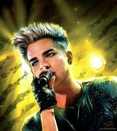 Adam Lambert - FanArt