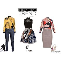 A fashion look from January 2016 featuring Juan Carlos Obando blouses, Victoria, Victoria Beckham blouses and Karen Millen blouses. Browse and shop related loo…
