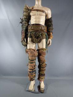 Gladiator Pauldron, Arm Pads, Belt, Subligaria & Leg Pads (Dagan)
