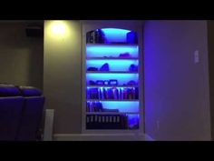 Looking for the best LED strip lights for your linear lighting application? Plenty of uses - under cabinet lighting, accent lighting, landscape & much more. Linear Lighting, Accent Lighting, Strip Lighting, Home Lighting Automation, Electrical Projects, Under Cabinet Lighting, Light Project, Led Strip, Lights